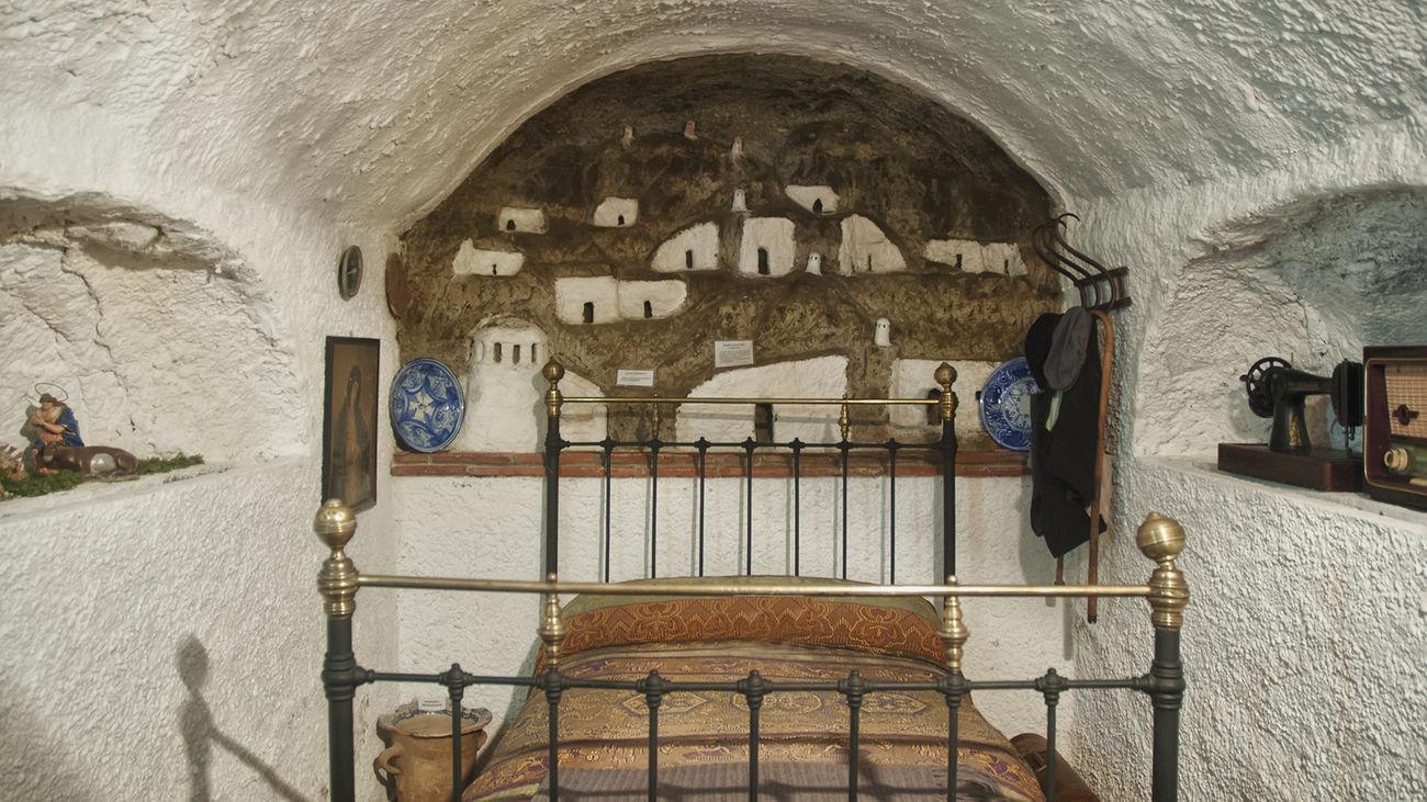 Architecture Casa Cueva Cave House Granada