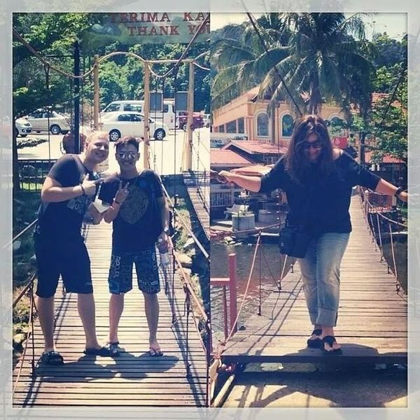 Langkawi Tour with my baby