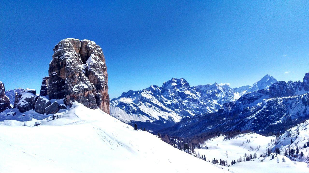 5torri on Alps in Italy 5torri Alps Italy HTC_photography HTCOneM9 First Eyeem Photo