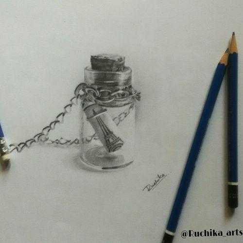 Sketch by me.... Prayforparis PrayForParis🙏 Art ArtWork my facebook page: facebook/ruchikasharma13 | instagram:@Ruchika_arts