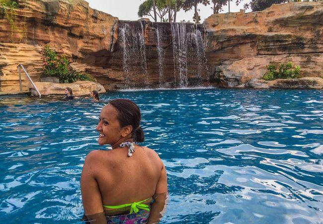 Swimmingafterrun Beautifulpool Myback Happylife Healthylife Ilovemylife
