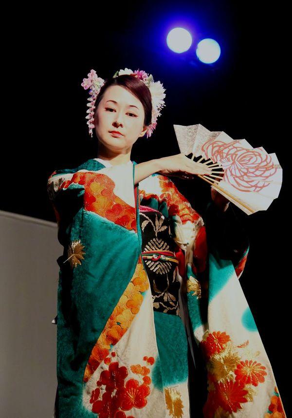 Rina Takahashi Performing Arts Event Fashion Model Arts Culture And Entertainment Jepun Japanese Culture Japanese  BeautyfullIndonesia Dance Portrait People Performance