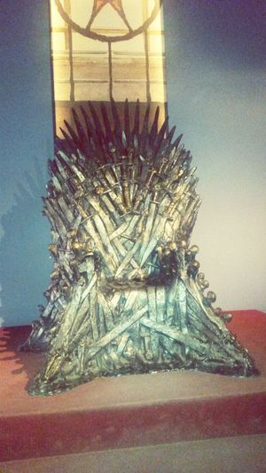 Game Of Thrones Throne King's Landing