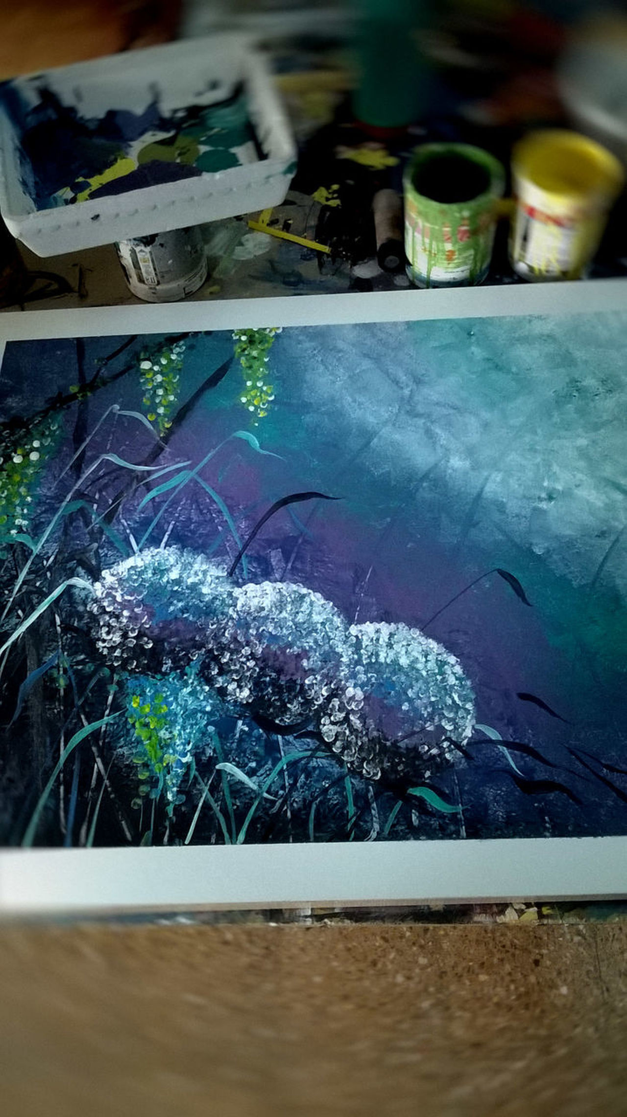 Art Arte Artist Creativity Flower Paint Pintura