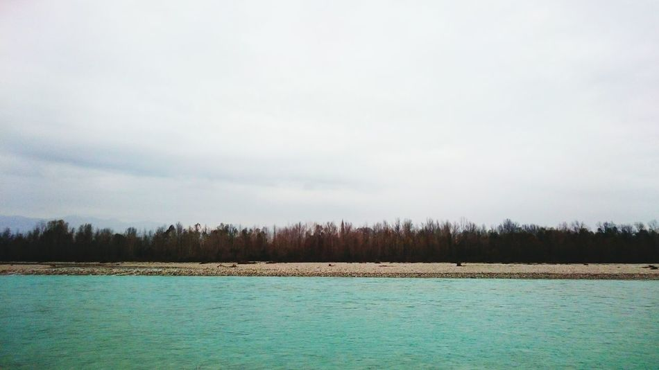 Piave Fiume Piave River Astract