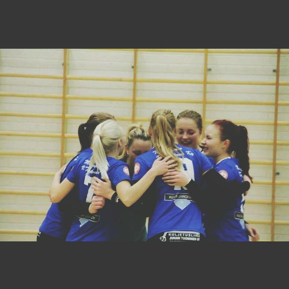 My Lovely Team  Volleyball Enjoying Life