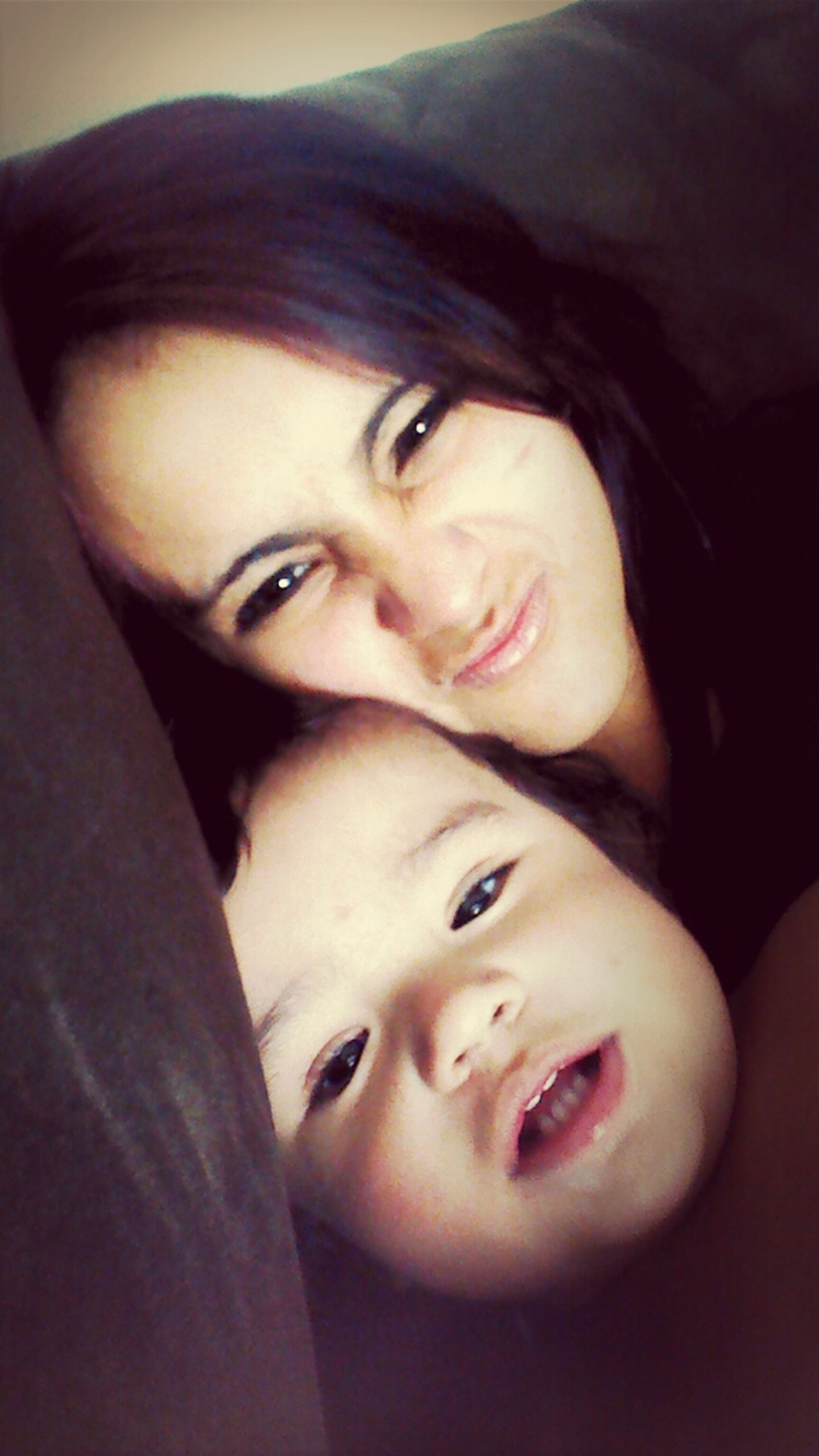 Mommy&&son