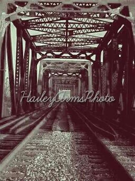 ?I hope I inspire you ♡ EyeEm Best Shots Inspiration Train Tracks Nature