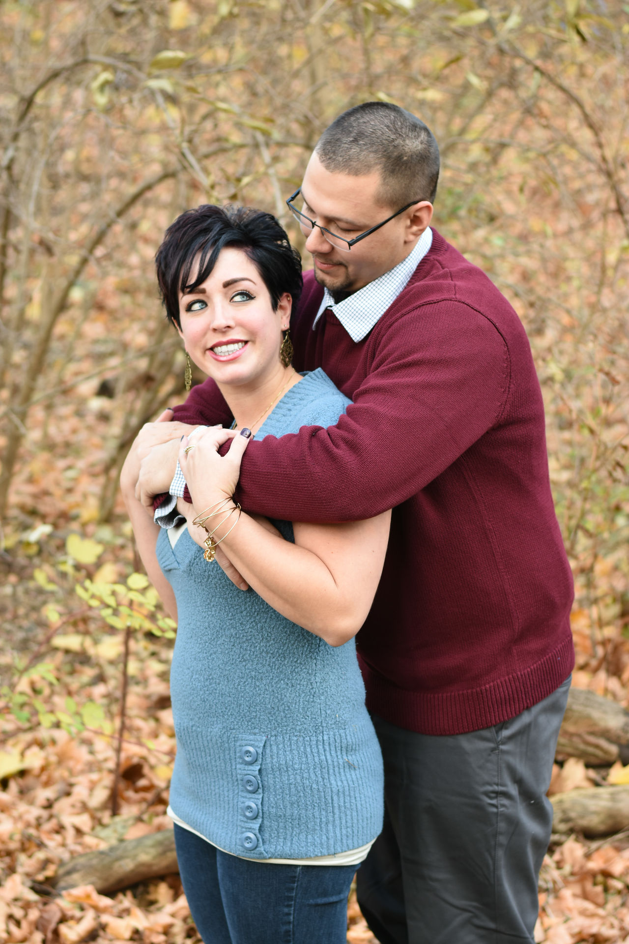Passions. Two People Young Adult Portrait Couple - Relationship Young Women Togetherness Eyeglasses  Outdoors Adult People Adults Only Happiness Women Nature Smiling Tree Day Fall Autumn Photoshoot Fall Colors EyeEm Best Shots Friendship EyeEm Lifestyles
