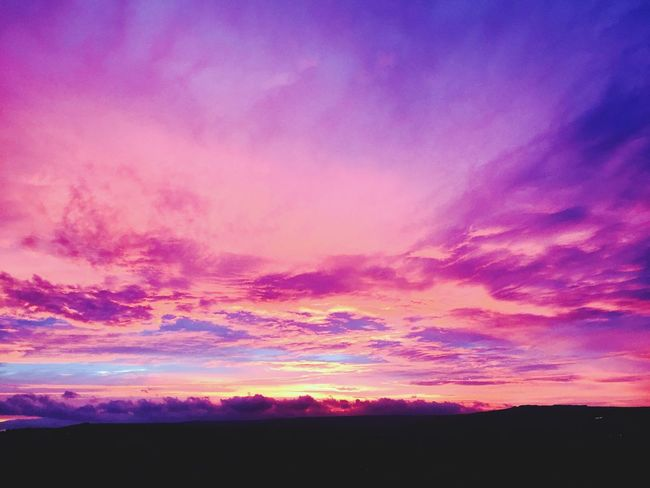 Took this early yesterday evening! It was so beautiful! Love it! Stunning Shots Beautiful Nature Sunset