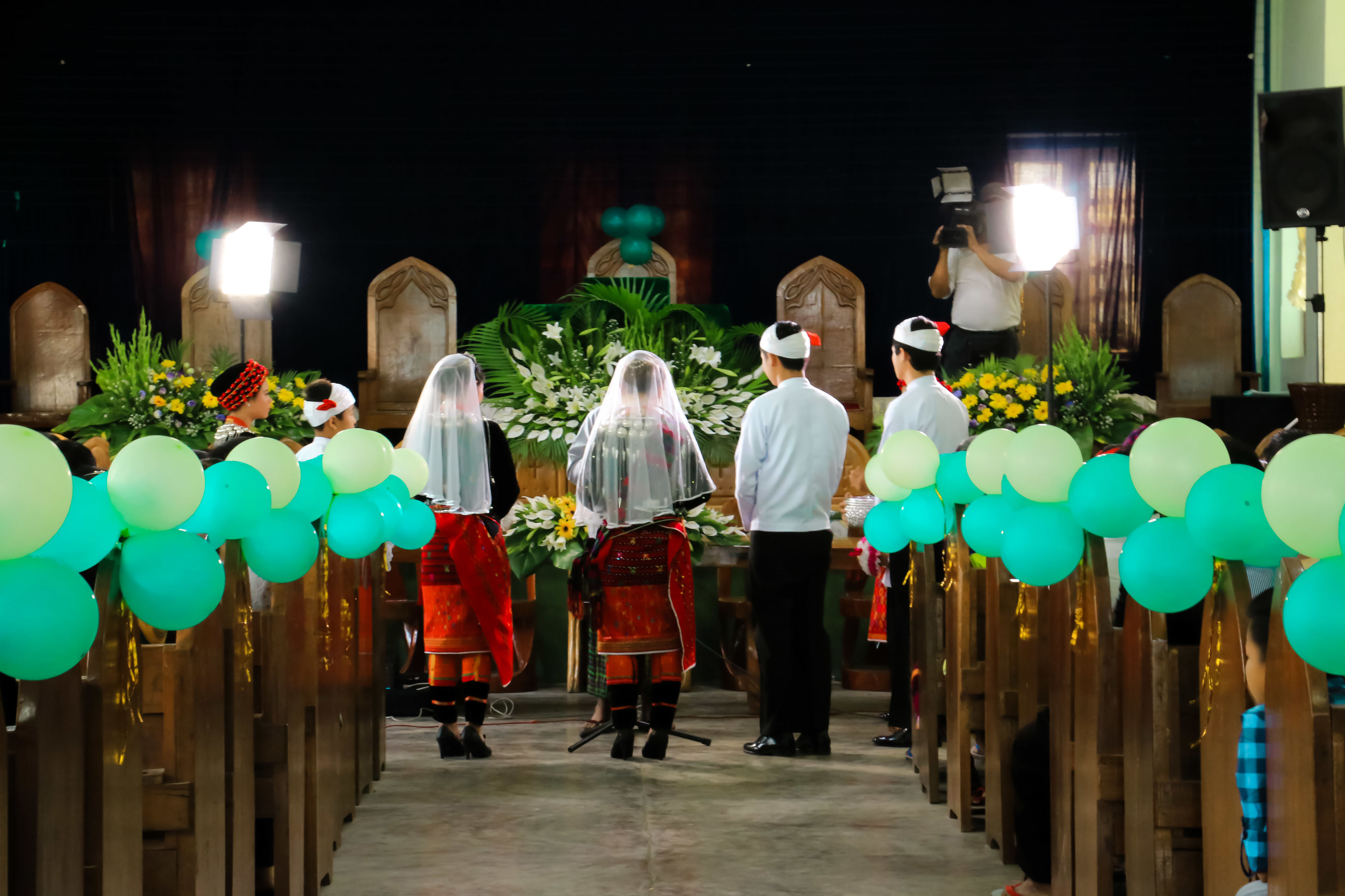 Traditional Wedding Day Kachin Traditional Wedding Couples❤❤❤ Celebration
