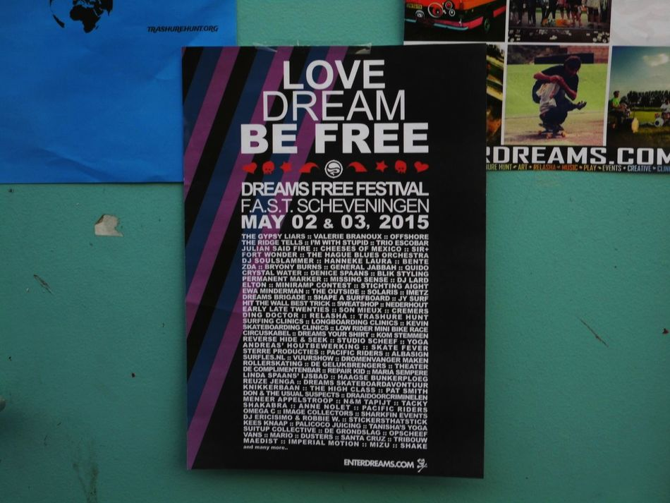 Notes From The Underground Getting Inspired Festival Poster Growing Better