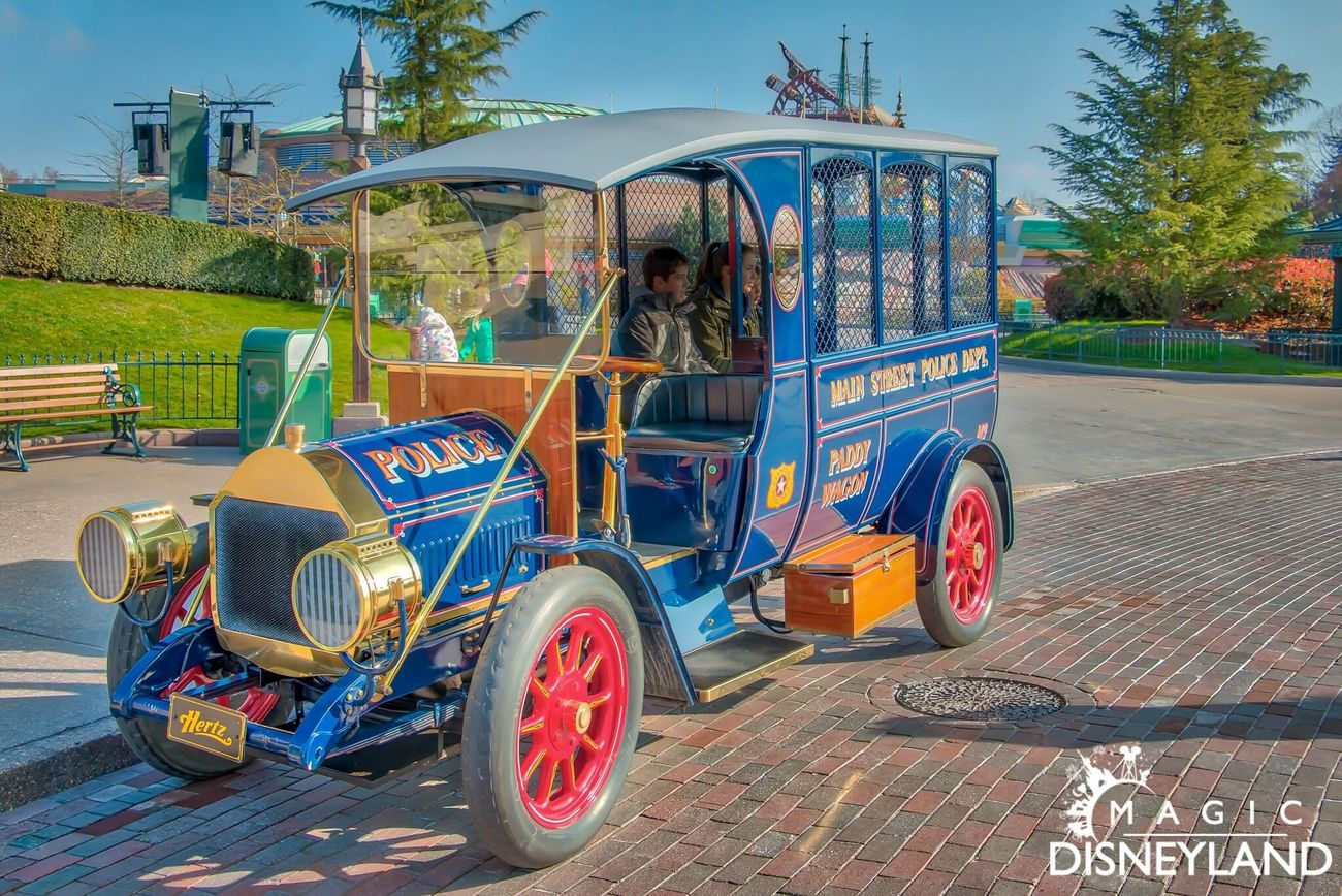 Land Vehicle Waltdisney Disneylandparis Disneyland Resort Paris Disneyland Paris HDR Disney Disneyland Hdrphotography Day Travel Destinations