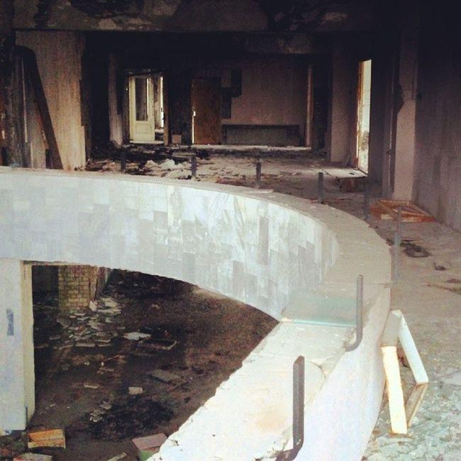 Pripyat Chernobyl припять дк_энергетик чернобыль