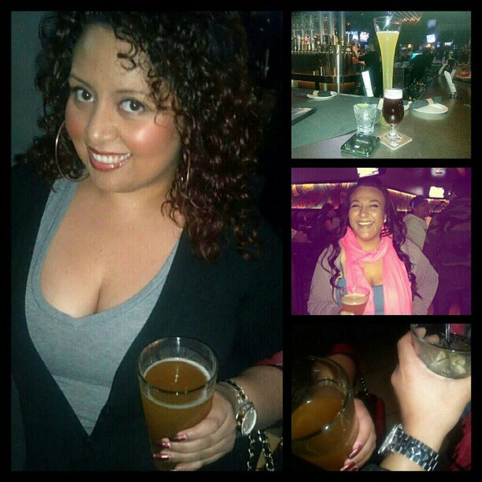 Love them! Randomnight with the chicas @erikajanine & @egyptiansuzzy Drinks Bonding Yardhouse Northridge Candid TGIF