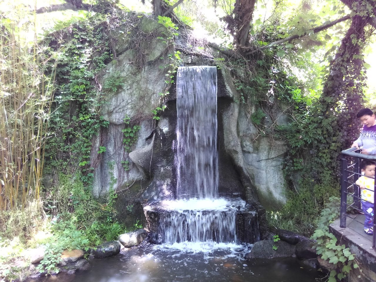 Fountain Fountain Fun Fountain Plaza