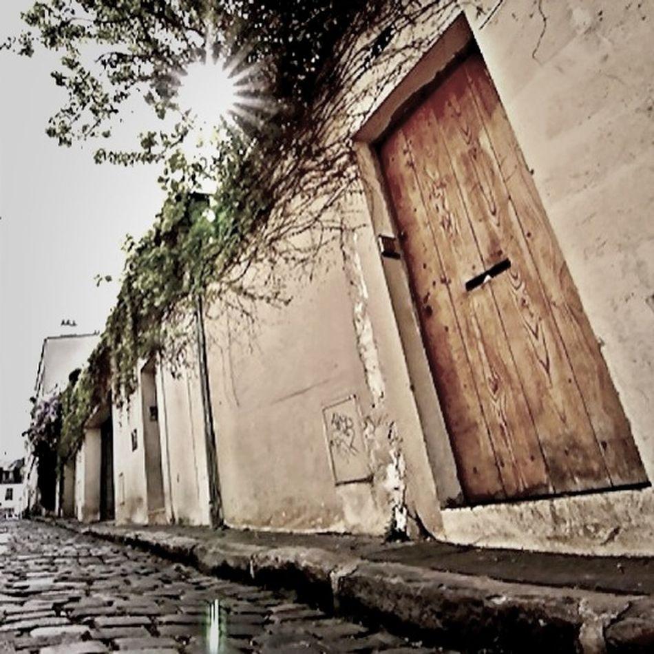 Streetphotography Paris Streetphoto_color La Butte Aux Cailles