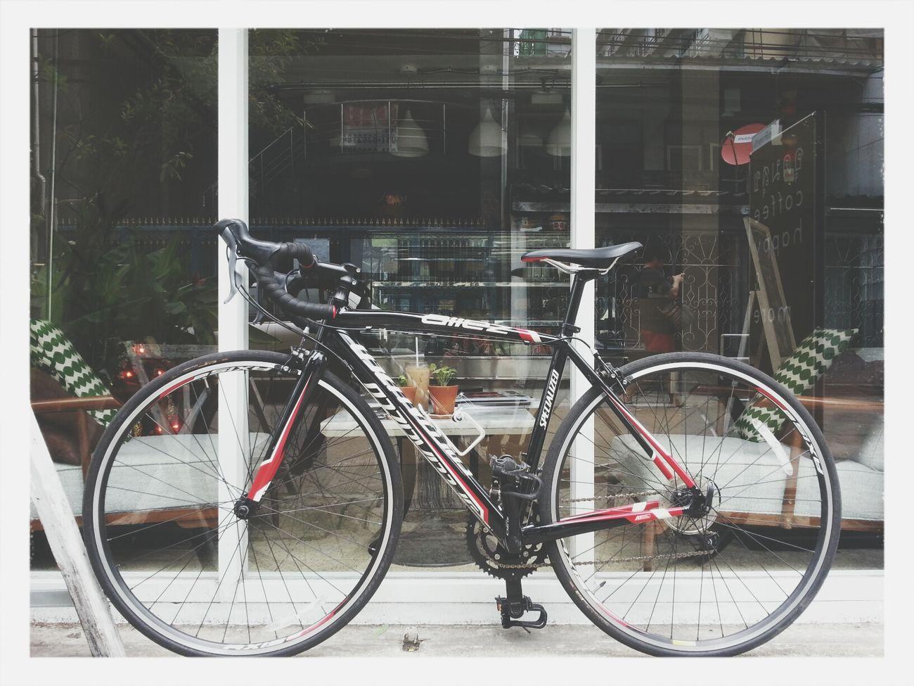 Keep my happiness Coffee Bike Niceshots Relaxing