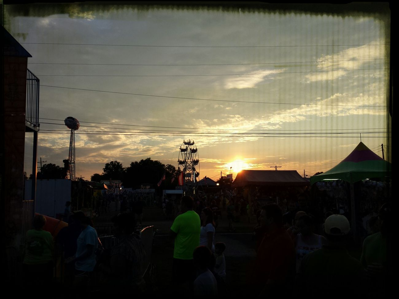 great night at the festival ShrimpFestival63rd