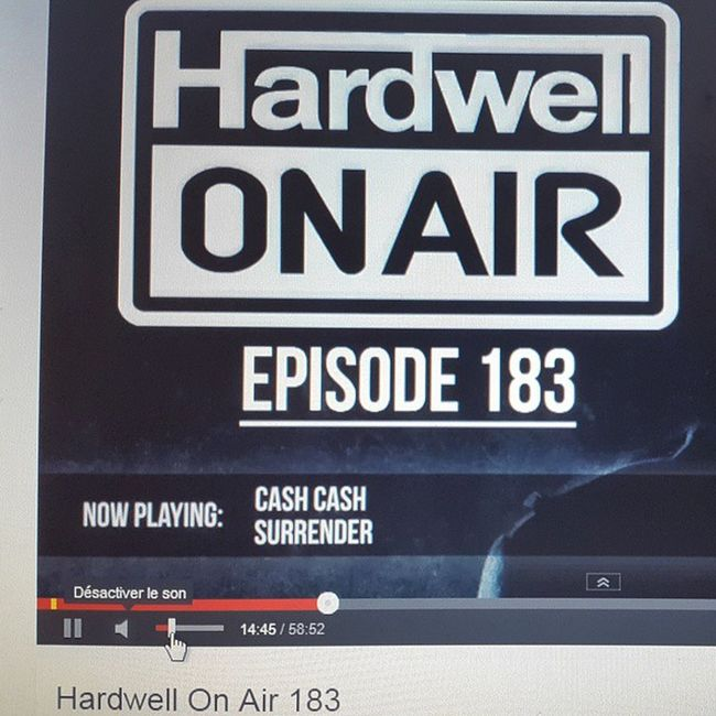 Can't seem to find this awesome song anywhere :(!!! Cashcash SURRENDER House Hardwell on air progressive