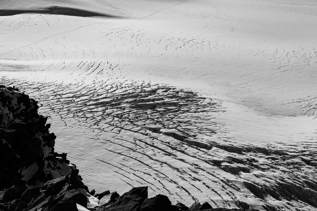 """""""Glacier Adventures"""" Beauty In Nature Blackandwhite Close-up Cold Temperature Crack Day Glacier Hiking Hikingadventures Ice Ice Age Monochrome Nature Nature Nature_collection Nautres Beauty No People Outdoor Outdoors Rock Schwarzweiß Snow Tranquility Travel Water"""
