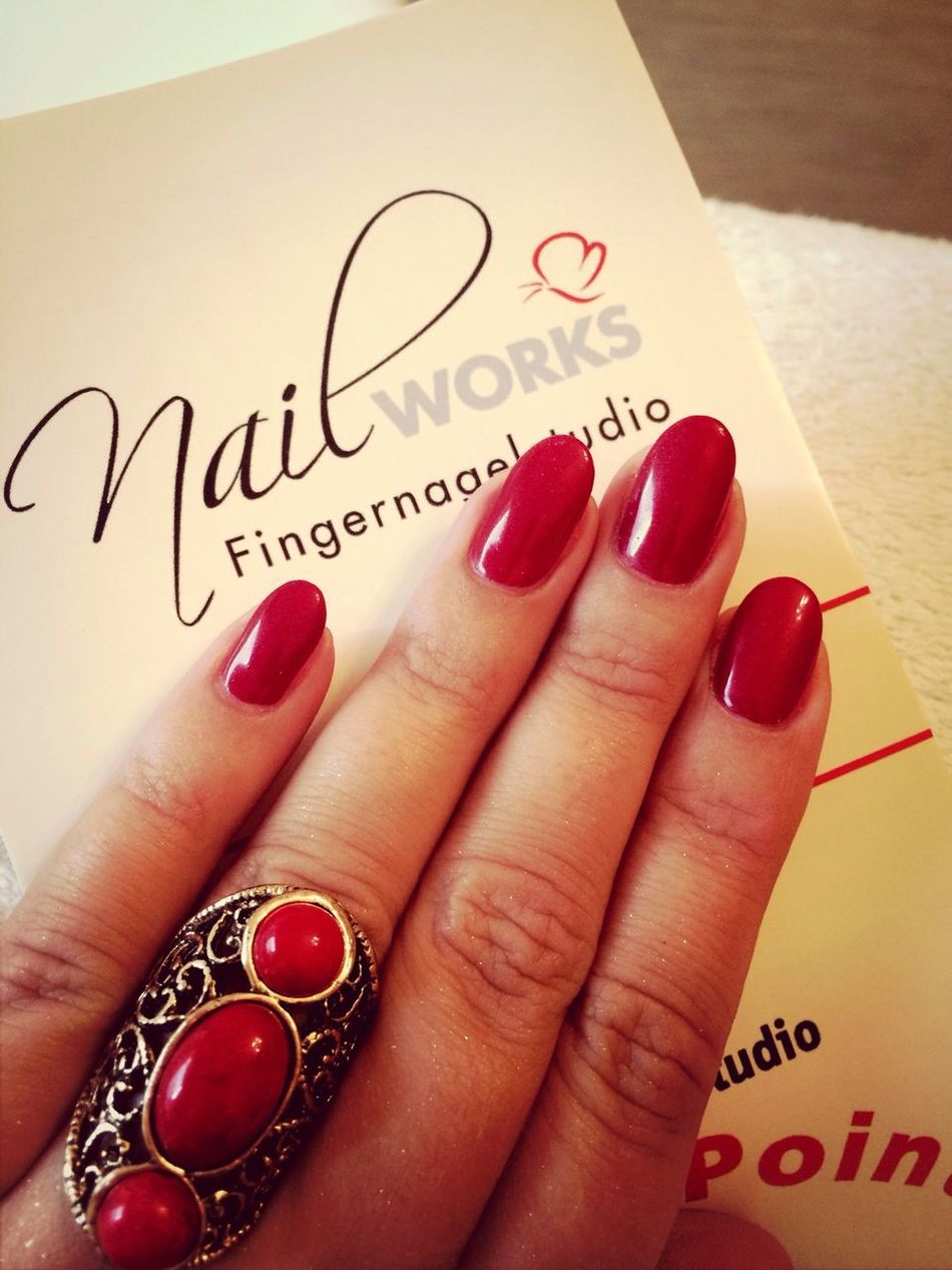 Rednails That's Me Enjoying Life Check This Out
