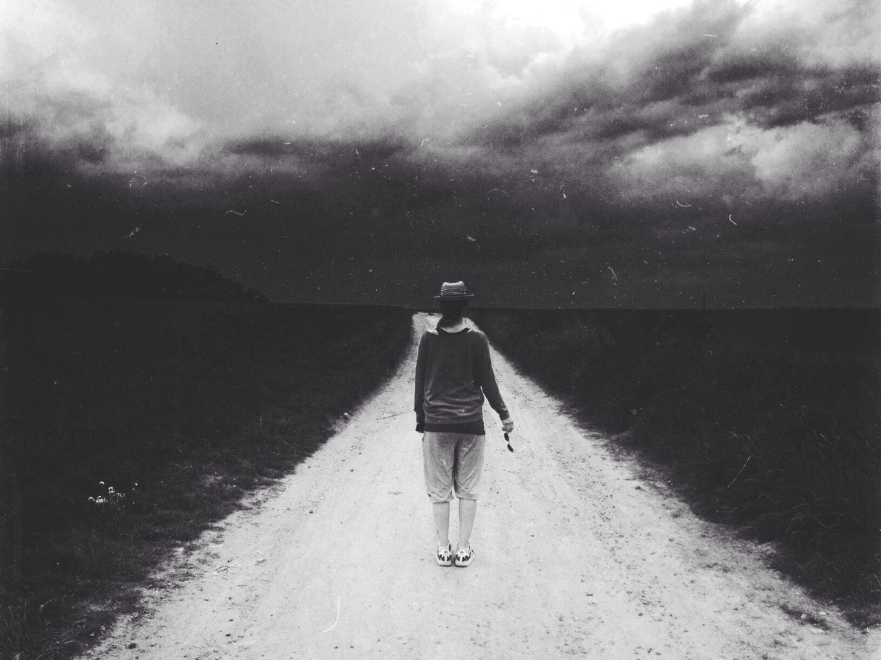 Walking Dead The Explorer - 2014 EyeEm Awards Blackandwhite Bw_collection IPhoneography