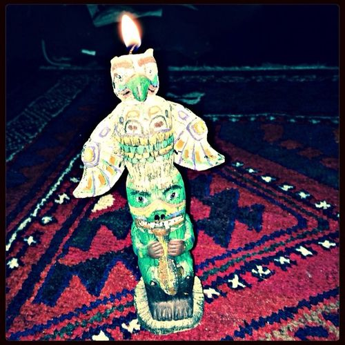 Candle Spiritism Paranormal Ghost House