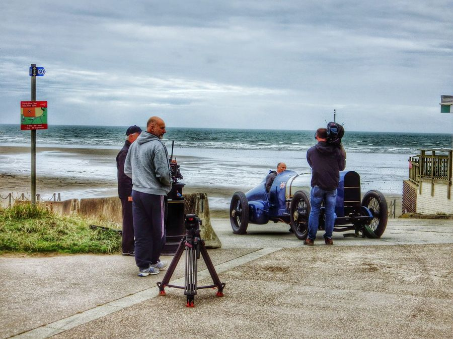 Wales Photography Taking Photos Check This Out Random Rally People Watching Seaside Car Carporn