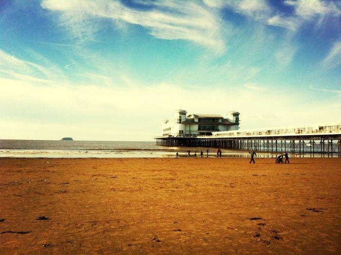 classic western-super-mare Grand Pier Vista