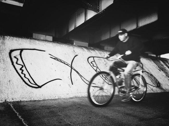 Streetphotography Blackandwhite Cycling KCe