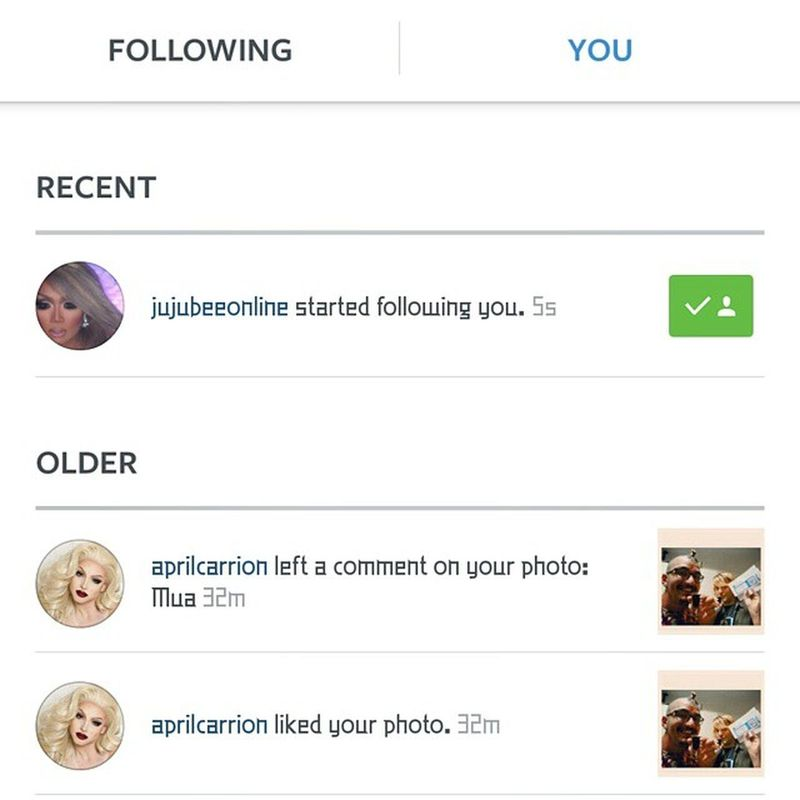And i thought the night couldn't end better??? Starstruck Fangirl Jujubee Aprilcarrion jigglycaliente TeamJAJ