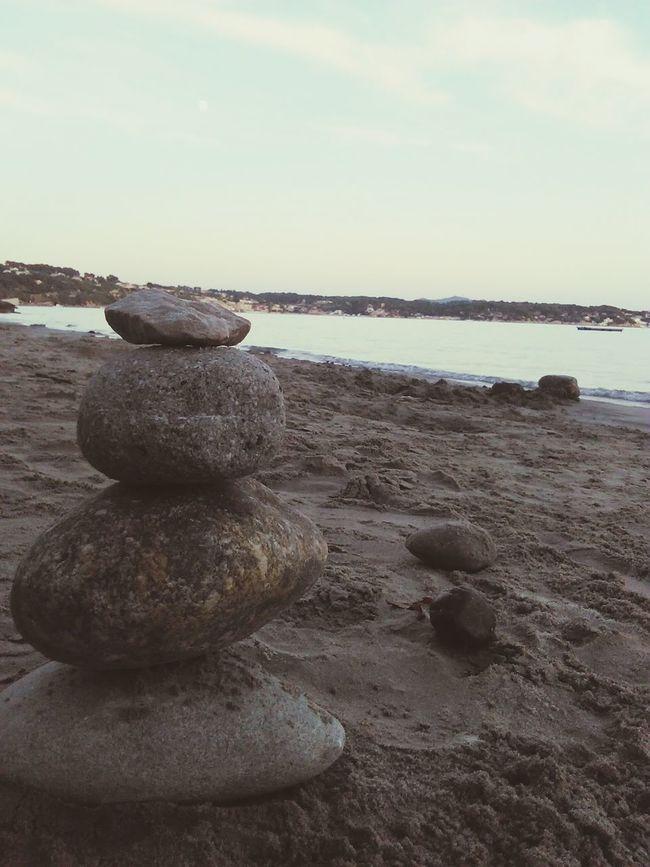 Taking Photos Vintage Summertime Beach Sunset
