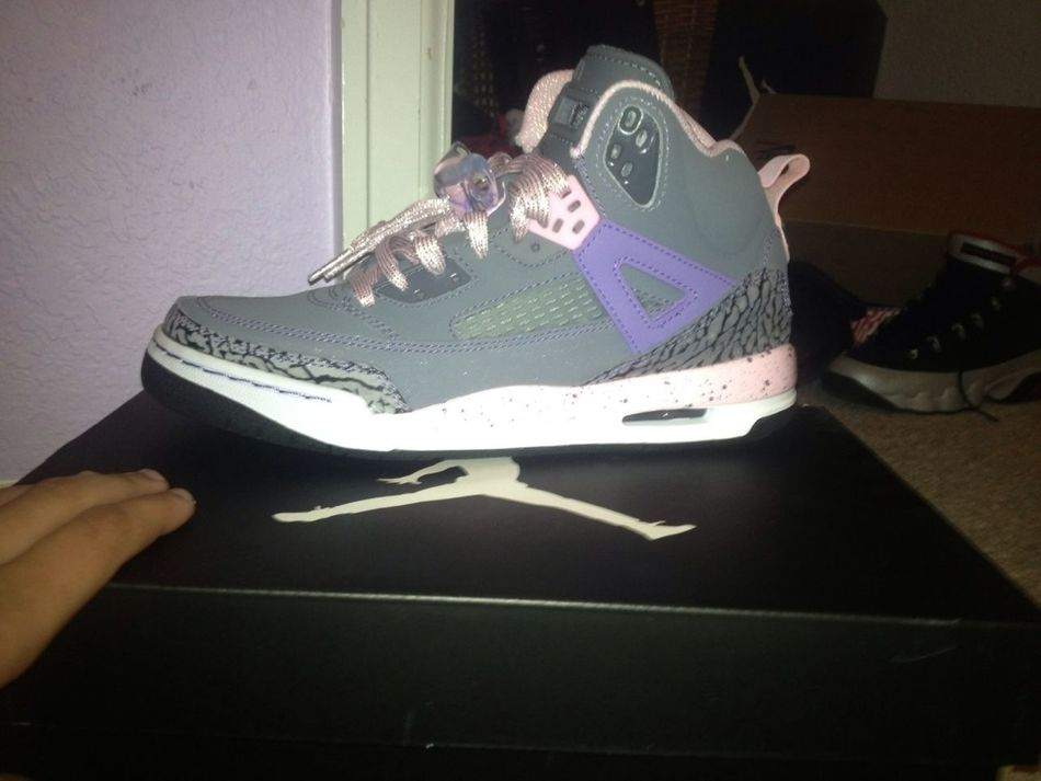 Lol Im Late On These Jordans But They Pretty I Had To Get'em