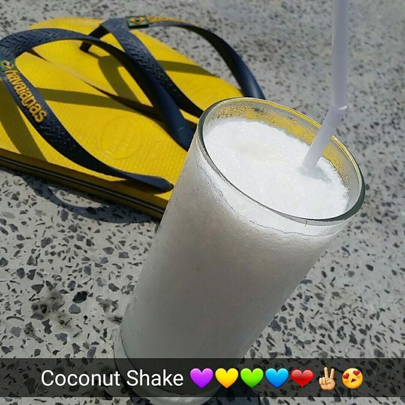 Snap Snapchat Coconut Coconutshake Thailand Enjoying Life Foodporn Backpacking Hello World
