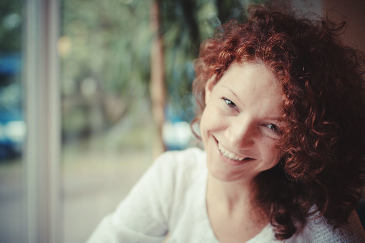 Smiling Smiling Face Smile❤ Smile Smiley Face Girlfriend Girl Portrait Portrait Of A Woman Portrait Portrait Photography Portrait Of A Girl Portraits Of EyeEm People Photography People Portrait Person One Person Young Woman Curly Hair Curlygirl Curly Hairstyle Open Edit The Portraitist - 2017 EyeEm Awards