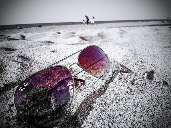 RayBans® Sunglasses Photography Selfphotography Beachphotography Algeria Withfilter