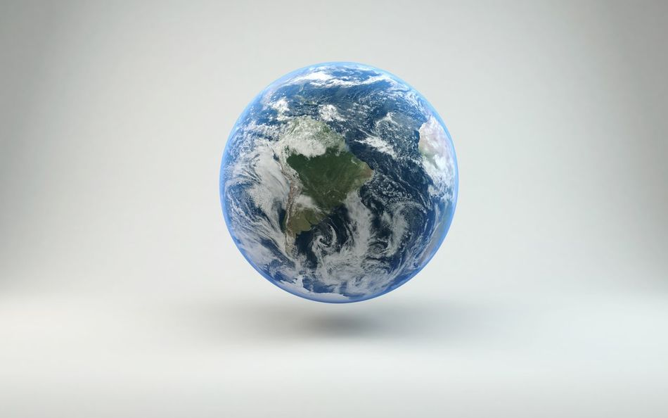 Beautiful stock photos of globe of earth, Close-Up, Continent - Geographic Area, Globe - Man Made Object, Map