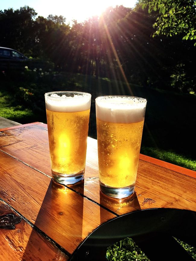 Beers Outdoor Urban Scene Urban Nature With Buddy's (: Showcase: 2016 Showcase: August My Favorite Place Summertime Getty Images The EyeEm Collection Two Is Better Than One
