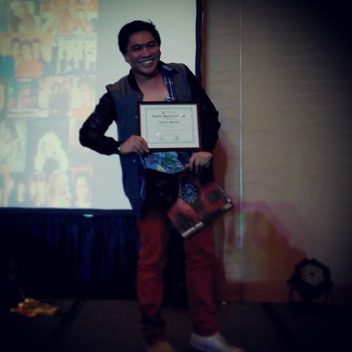 thank you northstar for recognizing my loyalty to you. Loyaltyawardee Xmasparty Proudemployee