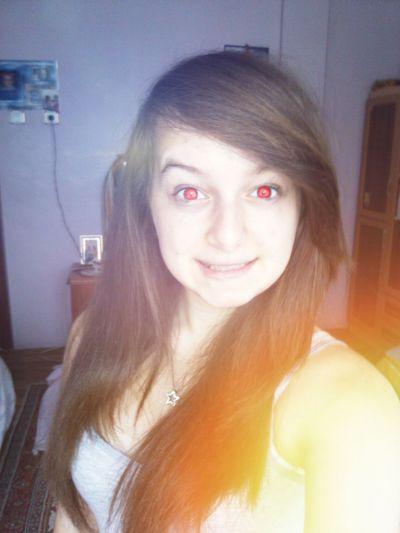 Red Eyes :P