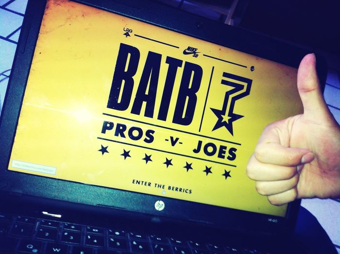 Battle at the berrics 7 ^^