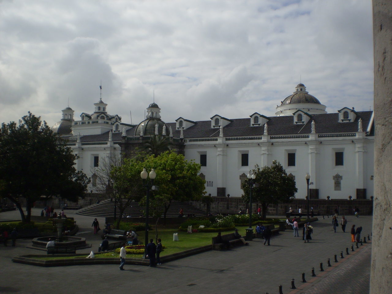 #arquitecture #City #clouds  #ecuador #Quito #TheTourist #Zocalo Historic