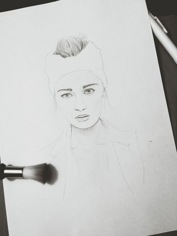 Drawing Inprogress Blackandwhite From My Point Of View