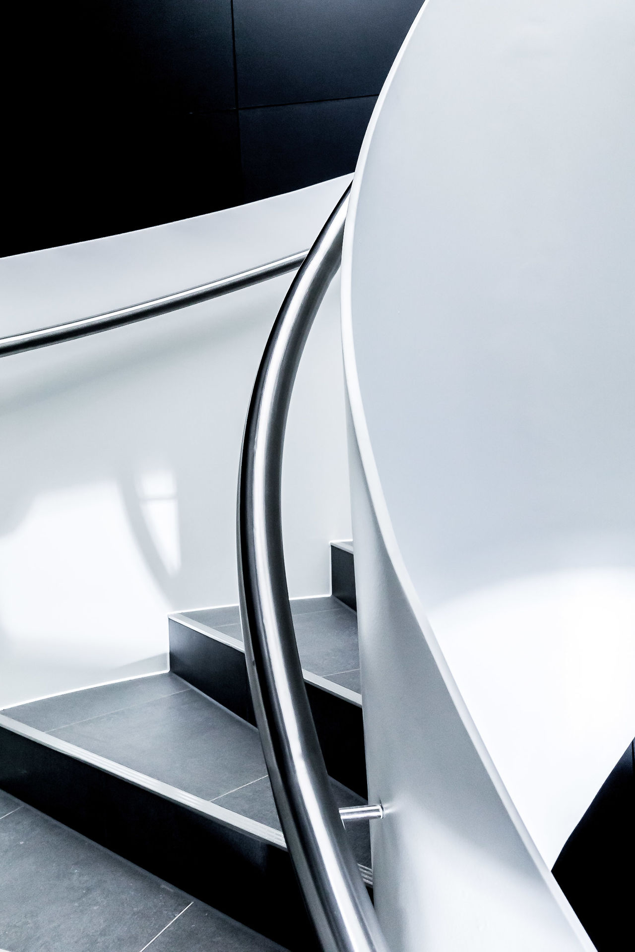 Black & White Black And White Photography Close-up Day Futuristic Indoors  Minimal Minimalism Minimalism_bw Minimalist Minimalist Architecture Minimalist Photography  Minimalistic Minimalobsession Modern No People Shiny Stair Staircase Stairs Stairs & Shadows Stairway Stairways White White Color