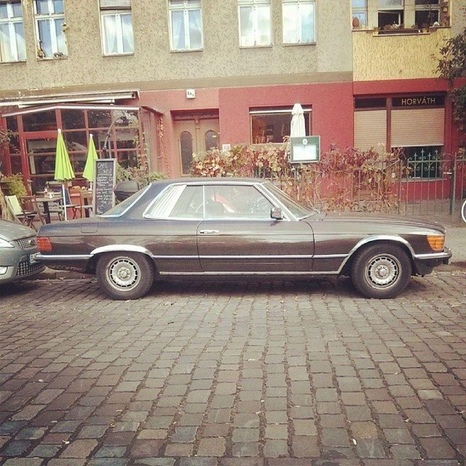 Mercedes 280 slc Altekarrenbattle Oldtimer Carporn