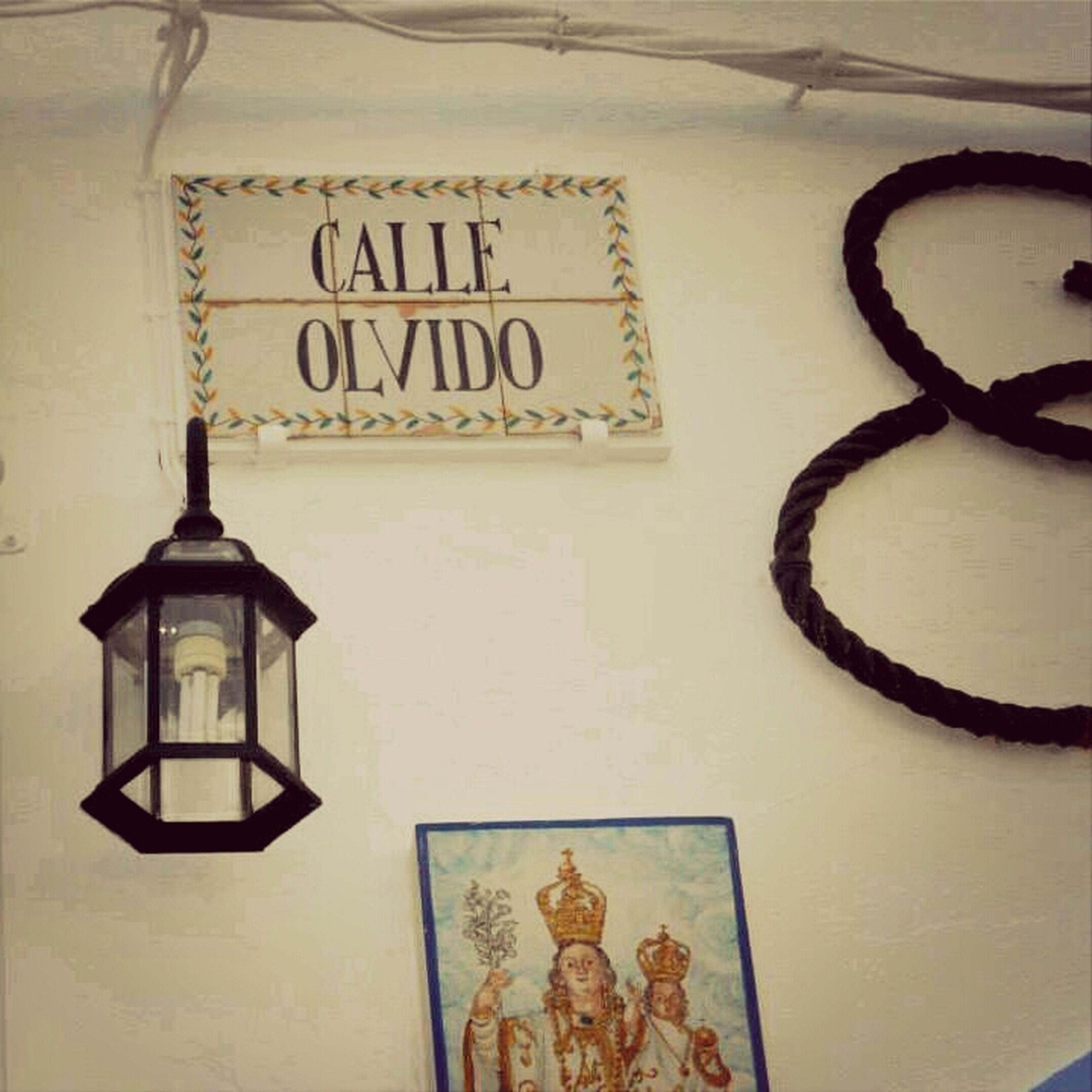 Calle Olvido Photo Relax Go To The Past