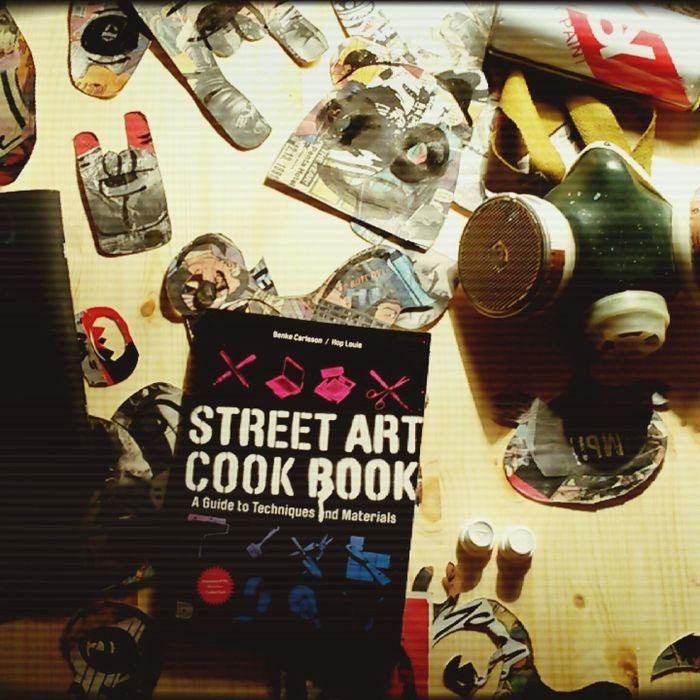Street Art Art Book Make Art Evning