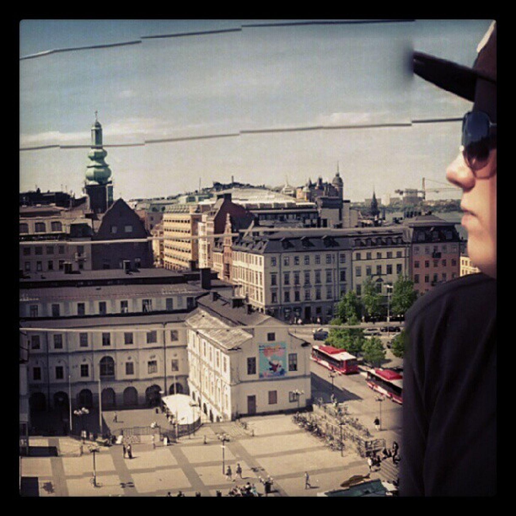Estocolmo Me On Gondolen