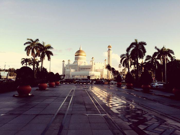 A morning @ Bandar Seri Begawan Brunei Darussalam IPhoneography Brunei Sunrise